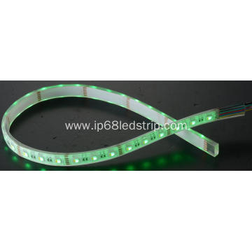 All In One SMD5050 10W RGBW Transparent led strip light